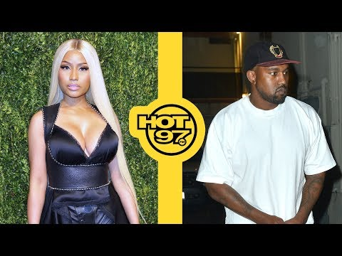 Ebro Reacts To Kanye West's Jimmy Kimmel Interview + Nicki Minaj 'Queen' Tracklist Drops!