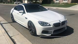 BMW M6 Gran Coupe 2014 Videos