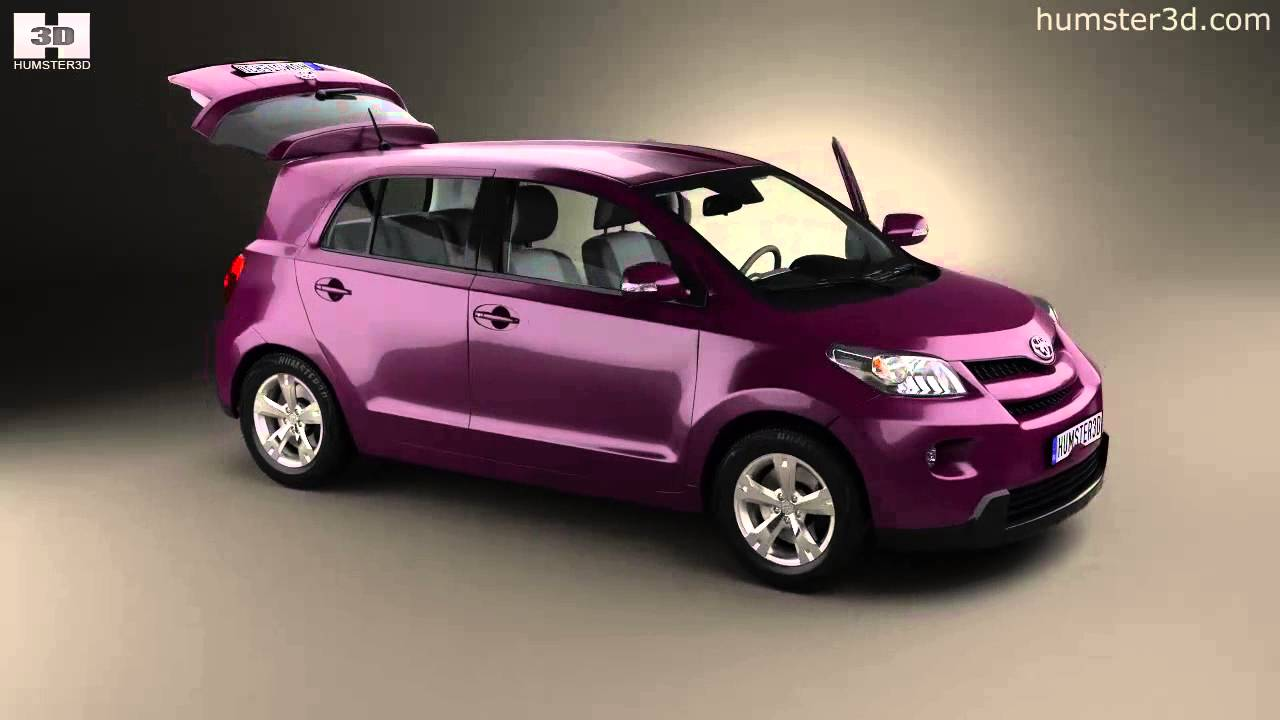 3d City Live Wallpaper Toyota Urban Cruiser With Hq Interior 2008 By 3d Model