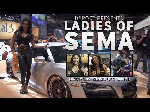 Christy Rios, Corissa Furr, Janey B | The Ladies of SEMA: Part One | DSPORT