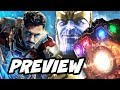 Avengers Infinity War Iron Man Armor Preview and Every Armor Supercut