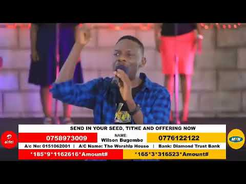 12 O'clock (22/11/2020) SUNDAY SERVICE - Healing Hands With Pastor Wilson Bugembe