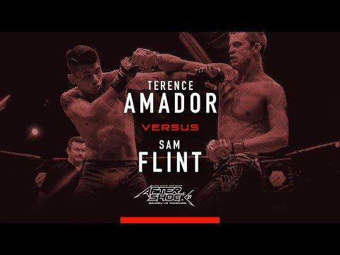 Aftershock 27: Terence Amador versus Sam Flint