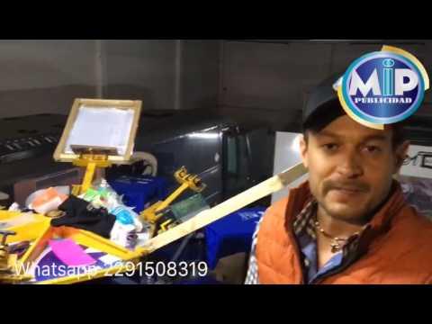PROCESO BASICO DE SERIGRAFIA MIP PUBLICIDAD - YouTube 62f9f861b75