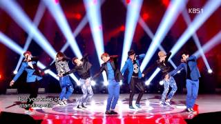 [130317] U-KISS (유키스) - Standing Still @ KBS Open Concert
