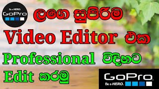 Top Professonal Editor For Android  Gopro 
