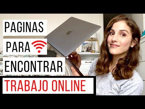 Donde conseguir trabajo remoto / Las mejores paginas para trabajar online / Rosa Virginia