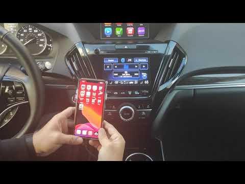 Acura MDX 2017 Android CarPlay #1