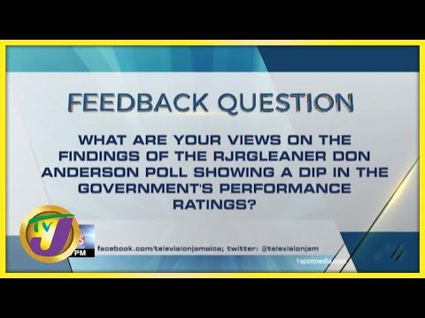 Feedback Question | TVJ News - Sept 22 2021