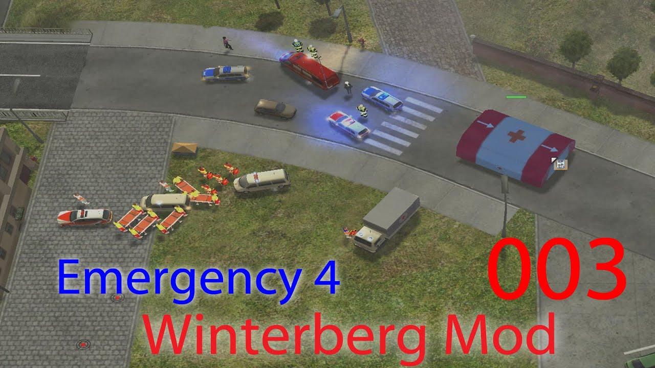 emergency 4 winterberg mod 8.9