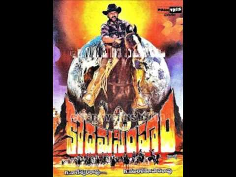 KODAMA SIMHAM - Excellent Cowboy Background Music