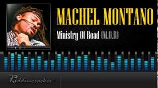 Machel Montano - Ministry Of Road (M.O.R.) [Soca 2014]