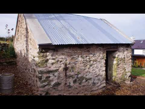 130-year-old farm buildings restored