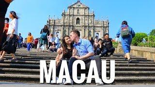 A Romantic Date in MACAU with my Filipina wife!