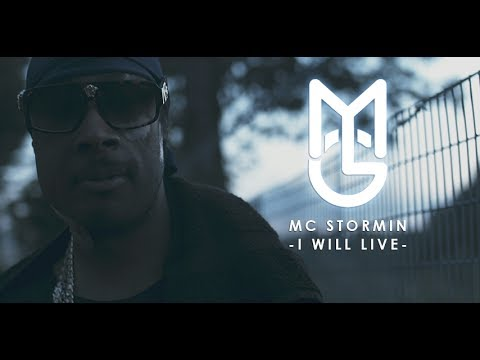 Stormin MC - I Will live . Prod by Macky Gee [DNB Music Video]- MGTV