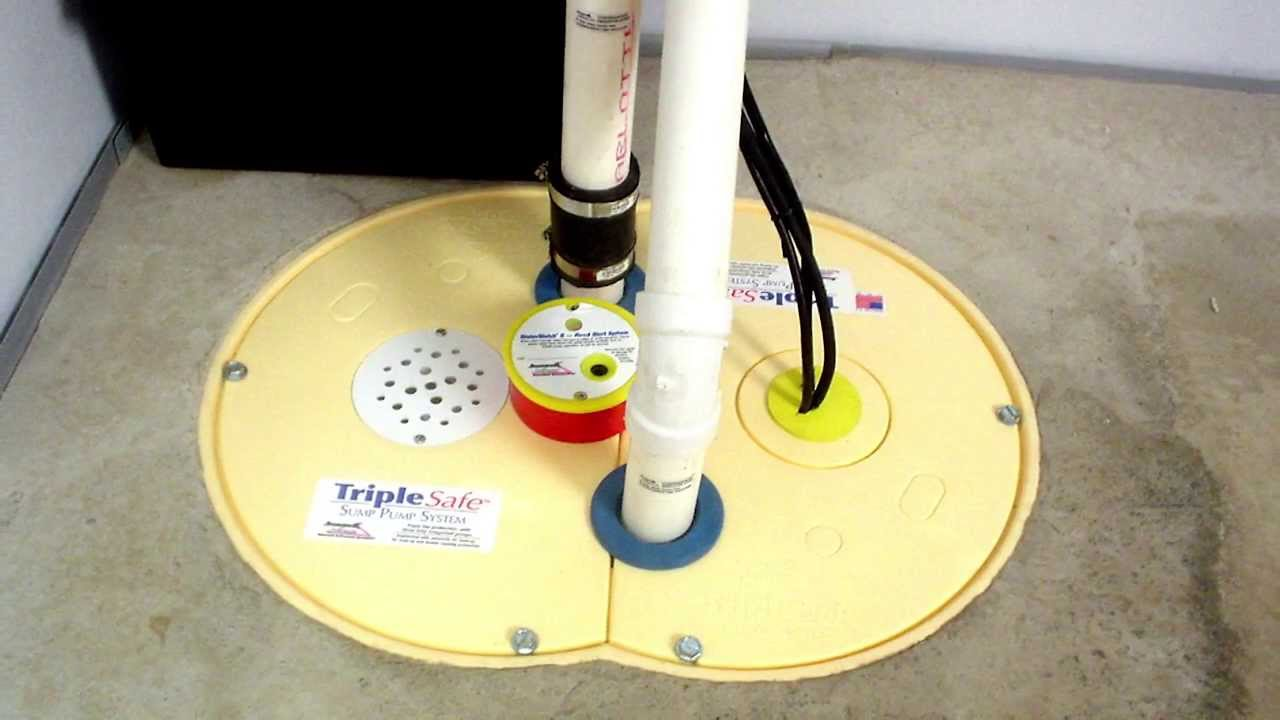How To A Sump Pump Ask The Expert Leader Bat Systems You
