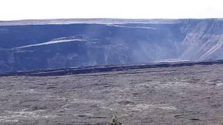 Hawaii Volcanoes National Park - Kīlauea Caldera (2018)