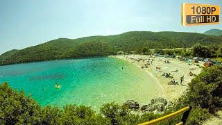 POROS beach- plaza (Mikros Gialos) / Lefkada / GoPro Hero FHD