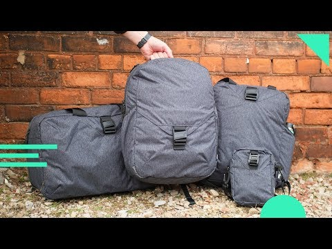 Aer Go Collection Quick Look | Go Pack, Tote, Duffel & Sling (Lightweight & Packable Travel Bags)