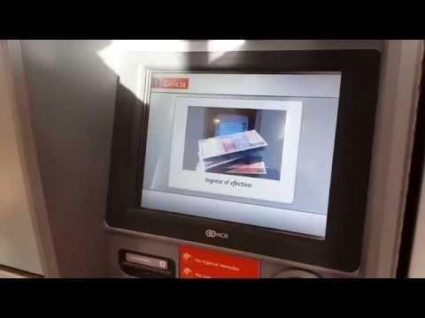 Depositando en Banco Galicia