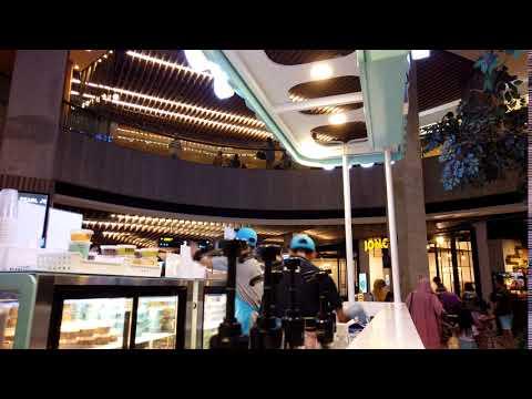 Pakuwon Mall Surabaya - Motion Lapse DJI Osmo Pocket