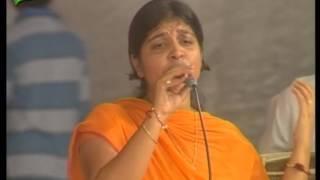Shri Poonam Lata Ji  Vrindawan dham apar jape ja Radhe Radhe.