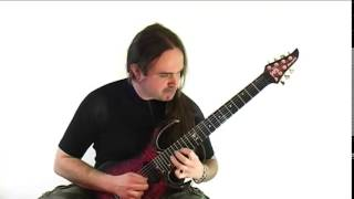 Dream Theater The Best of Times Guitar Solo by Dr Viossy 480p