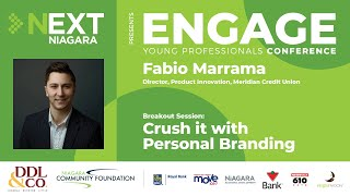 Engage: Crush it with Personal Branding