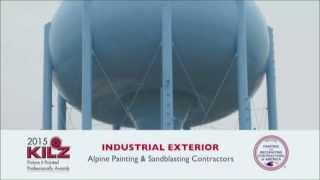 2015 PDCA Industry Award - Industrial Exterior