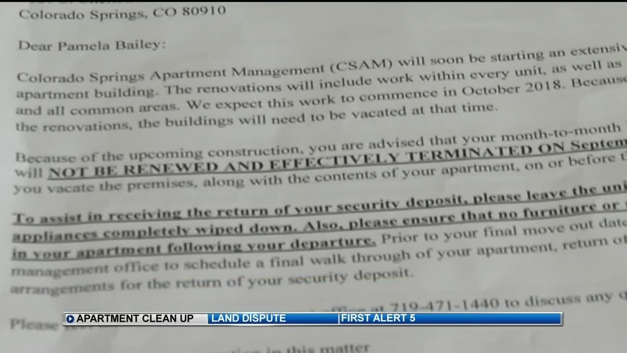 Renters feeling pushed out by apartment renovations