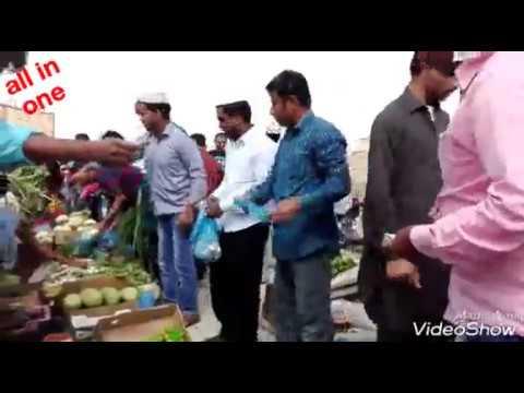 Bangla market soudi Arab ajnove local market