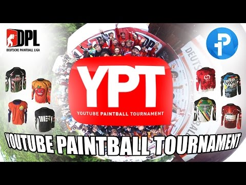 Youtube Paintball Tournament 360grad   YPT15 [360°]