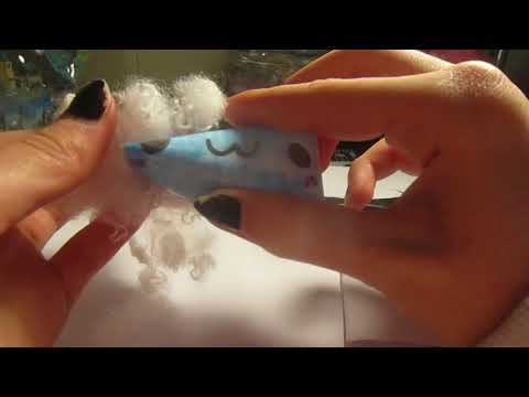 How to make a paper squishy! (easy)   how to make a squishy without memory foam   