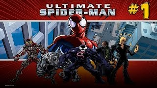 Ultimate Spider-Man Walkthrough Part 1 Prologue