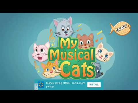 My musical cats (My Singing Monsters ripoff)
