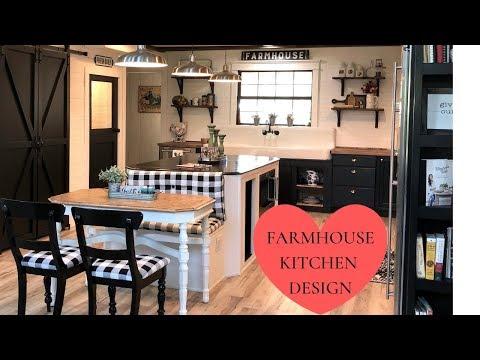 DIY Kitchen Renovation-(Farmhouse Edition)