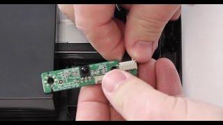 Vizio IR Sensor Replacement - 3632-0172-0189 & Remote Control Test