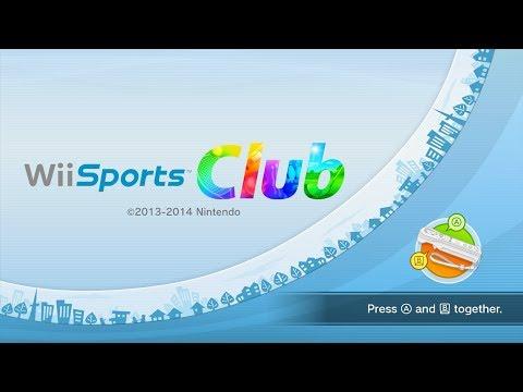 Wii U Longplay [007] Wii Sports Club