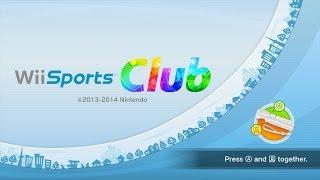Wii U Longplay - Wii Sports Club