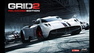 Grid 2 Gameplay PC Full HD 2K