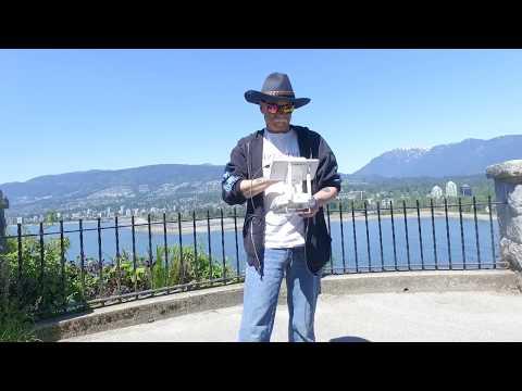 Stanley Park, Vancouver, B.C., Canada by RSamson. Aerial drone Dji Phantom