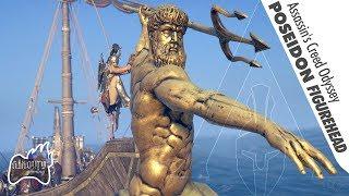 Assassin's Creed Odyssey: Poseidon Figurehead | Ship Cosmetic