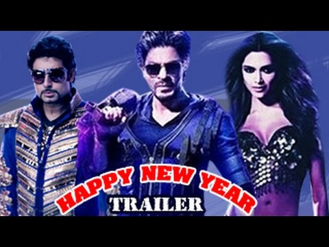 Happy New Year Official Trailer | Deepika Padukone ...