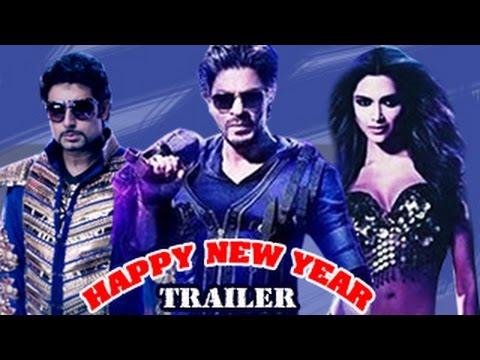 Happy New Year Official Trailer   Deepika Padukone ...