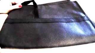 Распаковка и обзор товаров из Китая. Чехлы для одежды.