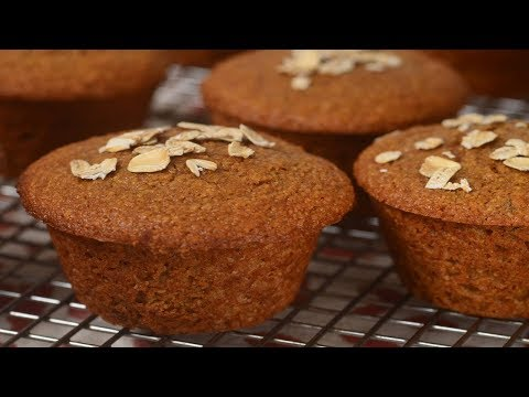 oat-bran-muffins-recipe-demonstration---joyofbaking.com