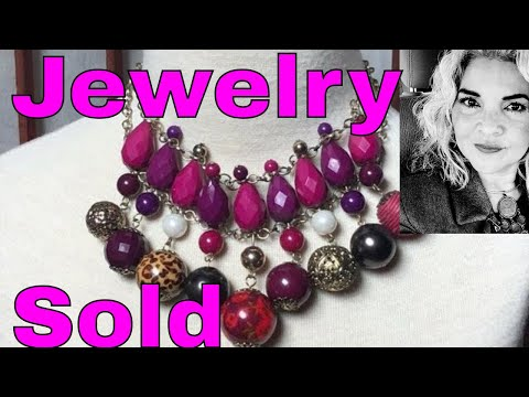 Just Jewelry Just Sold! Whiting & Davis, Avery 925, Vintage Earrings