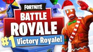 CHRISTMAS FORTNITE SPECIAL! (Fortnite Battle Royale)