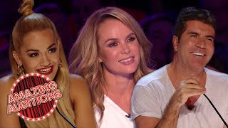 MIND BLOWING Singers To Audition On X Factor, Got Talent and Idols WORLDWIDE! | Amazing Auditions