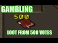 ELKOY   LOOT FROM 500 VOTES INSANE LUCK! STAKING!